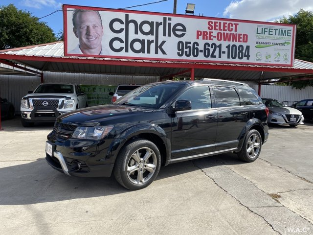 2017 Dodge Journey Crossroad Plus Crossroad Plus FWD Regular Unleaded V-6 3.6 L/220 [0]