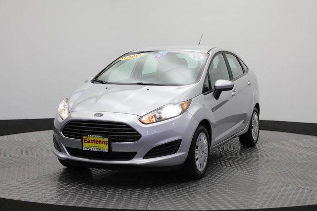 2016 Ford Fiesta S 4dr Car