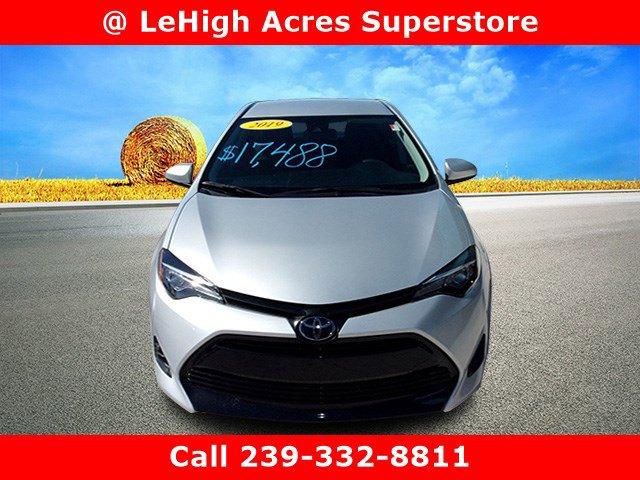 Used 2019 Toyota Corolla in Lehigh Acres, FL
