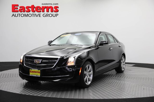 2016 Cadillac ATS Luxury Collection 4dr Car