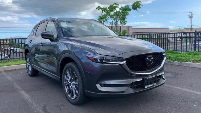 New 2020 Mazda CX-5 in Honolulu, HI