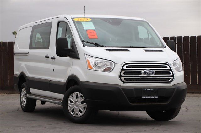 2019 Ford Transit Van Base T-250 130″ Low Rf 9000 GVWR Sliding RH Dr Regular Unleaded V-6 3.7 L/228 [3]