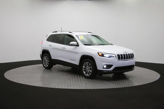 2019 Jeep Cherokee for sale 124255 44