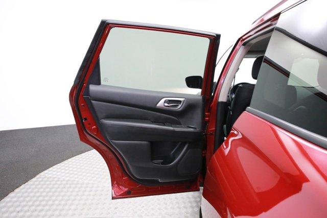 2018 Nissan Pathfinder for sale 120515 23