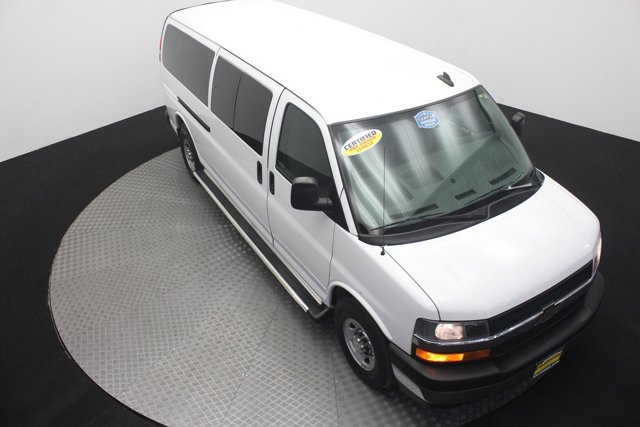 2017 Chevrolet Express Passenger for sale 124018 2