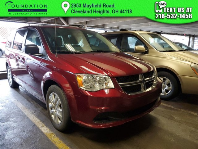 Used 2018 Dodge Grand Caravan in Cleveland Heights, OH