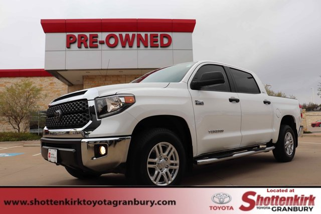 Used 2018 Toyota Tundra in Granbury, TX