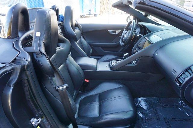 Used 2015 Jaguar F-TYPE 2dr Conv V8 S