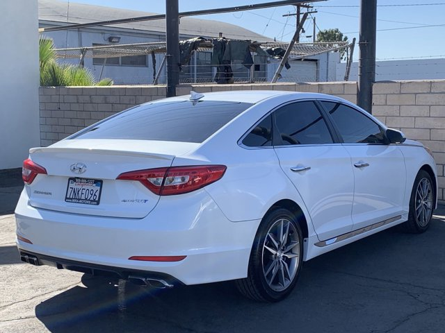 2015 Hyundai Sonata Sport 4D Sedan 4-Cyl Turbo 2.0L