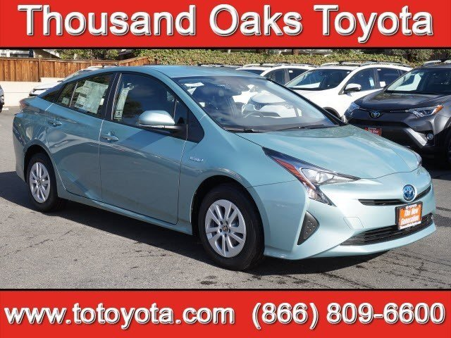New 2017 Toyota Prius in Thousand Oaks, CA