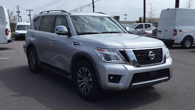 Used 2019 Nissan Armada in Hoover, AL