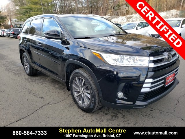 Used 2017 Toyota Highlander in Bristol, CT