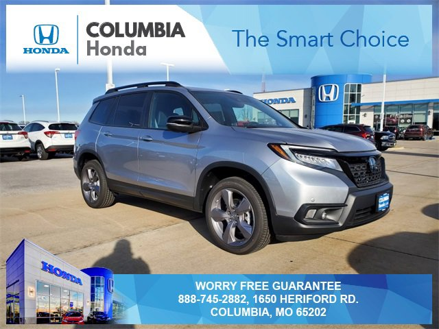 New 2020 Honda Passport in Columbia, MO