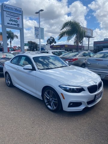 Used 2018 BMW 2 Series in San Diego, CA