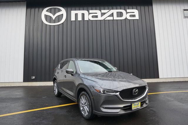 New 2021 Mazda CX-5 in Edmonds Lynnwood Seattle Kirkland Everett, WA