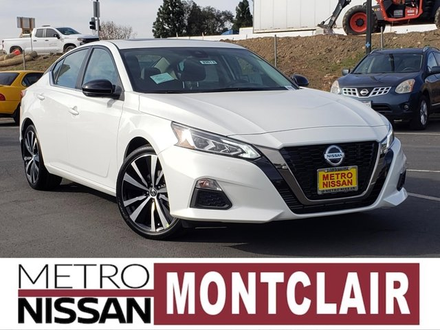 2021 Nissan Altima 2.0 SR 2.0 SR Sedan Intercooled Turbo Regular Unleaded I-4 2.0 L/120 [13]