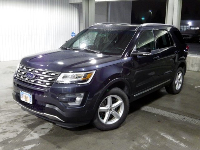 Used 2017 Ford Explorer in Juneau, AK