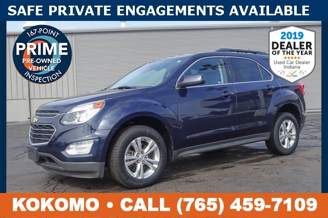 Used 2016 Chevrolet Equinox in Indianapolis, IN