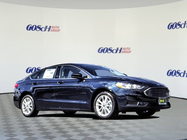 New 2020 Ford Fusion Hybrid in Hemet, CA