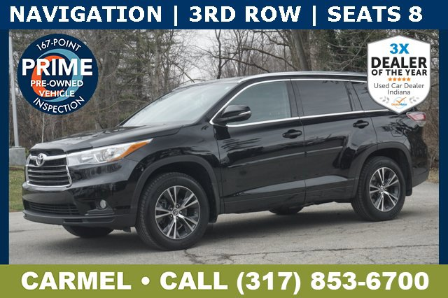 Used 2016 Toyota Highlander in Indianapolis, IN
