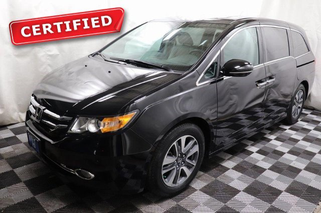 Used 2017 Honda Odyssey in Akron, OH