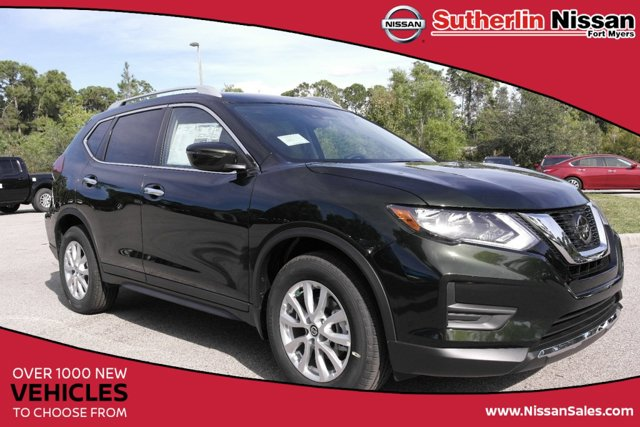 New 2020 Nissan Rogue in Fort Myers, FL