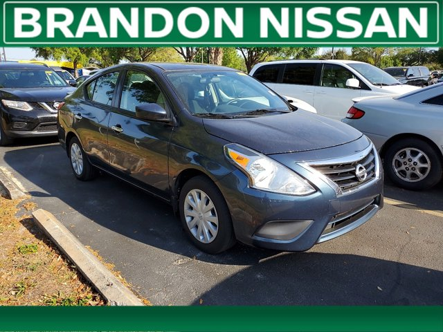 Used 2017 Nissan Versa in Tampa, FL
