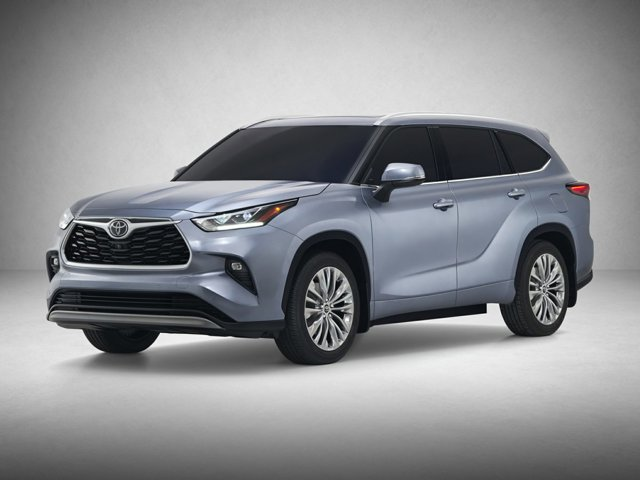 New 2020 Toyota Highlander in Cleveland, OH