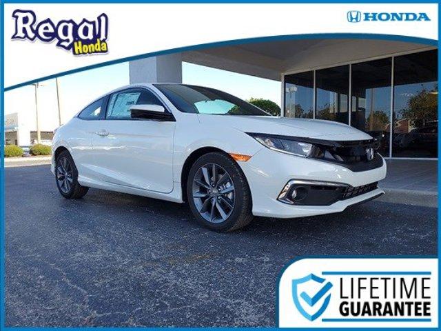 New 2020 Honda Civic Coupe in Lakeland, FL