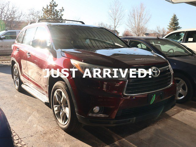Used 2015 Toyota Highlander in Greeley, CO