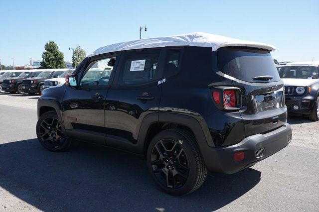 New 2020 Jeep Renegade Orange Edition FWD