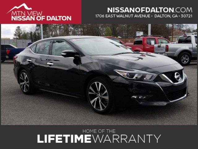 Used 2018 Nissan Maxima in Dalton, GA
