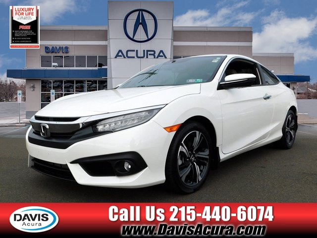 Used 2017 Honda Civic Coupe in Langhorne, PA