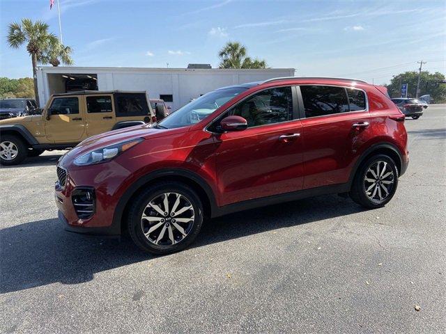Used 2017 KIA Sportage in Lakeland, FL