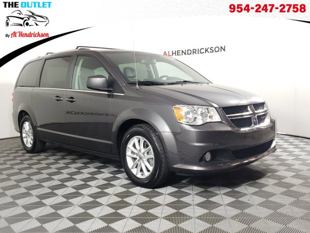 Used 2018 Dodge Grand Caravan in Coconut Creek, FL
