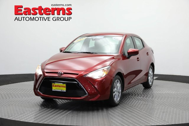 2017 Toyota Yaris iA Manual 4dr Car