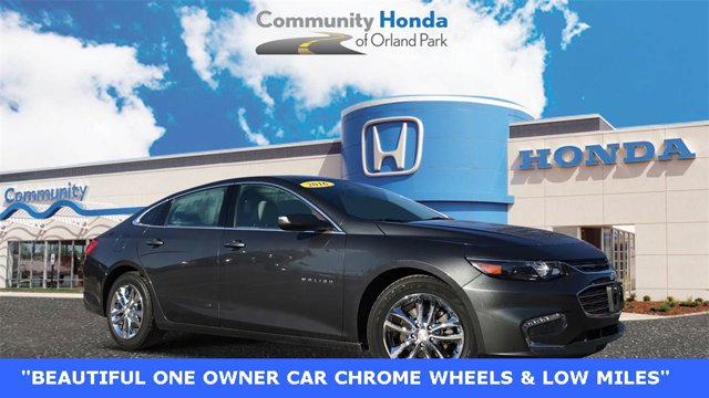 Used 2016 Chevrolet Malibu in Orland Park, IL