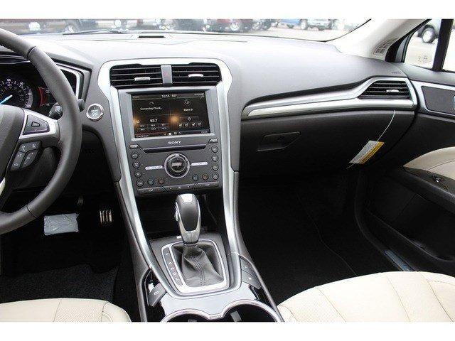 New 2016 Ford Fusion Energi 4dr Sdn Titanium