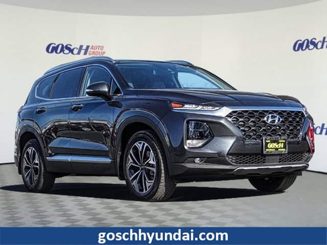 New 2020 Hyundai Santa Fe in Hemet, CA