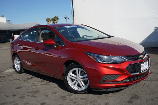 Used 2017 Chevrolet Cruze in San Diego, CA