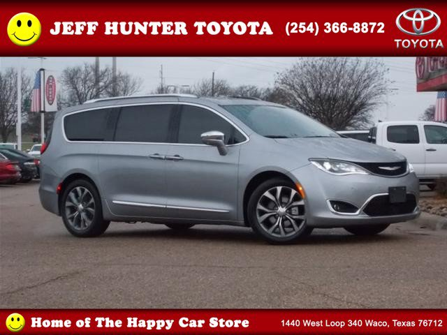 Used 2018 Chrysler Pacifica in Waco, TX