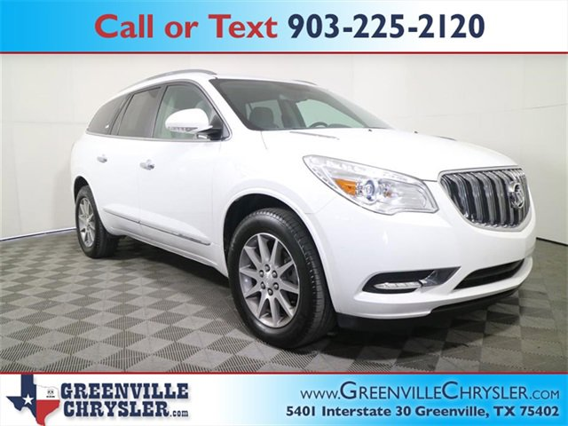 Used 2017 Buick Enclave in Greenville, TX