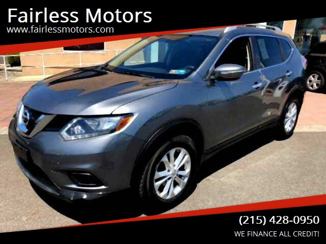 Used 2016 Nissan Rogue in Fairless Hills, PA