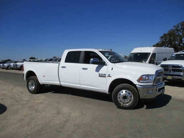 New 2017 Ram 3500 Laramie 4x2 Crew Cab 8' Box