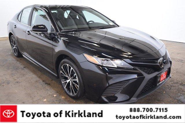 New 2020 Toyota Camry in Kirkland, WA