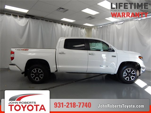 New 2020 Toyota Tundra in Manchester, TN