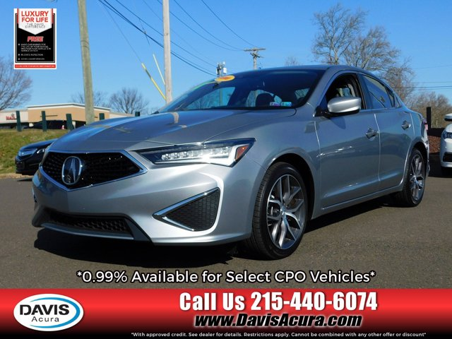 Used 2019 Acura ILX in Langhorne, PA