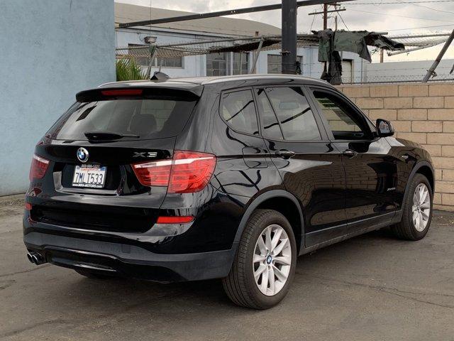 2016 BMW X3 xDrive28i xLine 4D Sport Utility 4-Cyl Turbo 2.0L AWD
