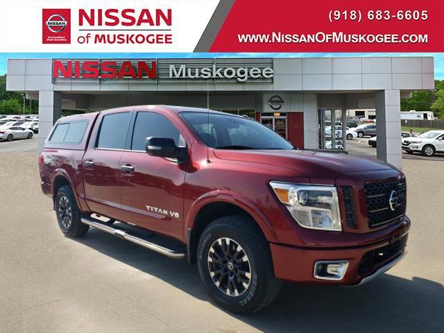Used 2018 Nissan Titan in Muskogee, OK