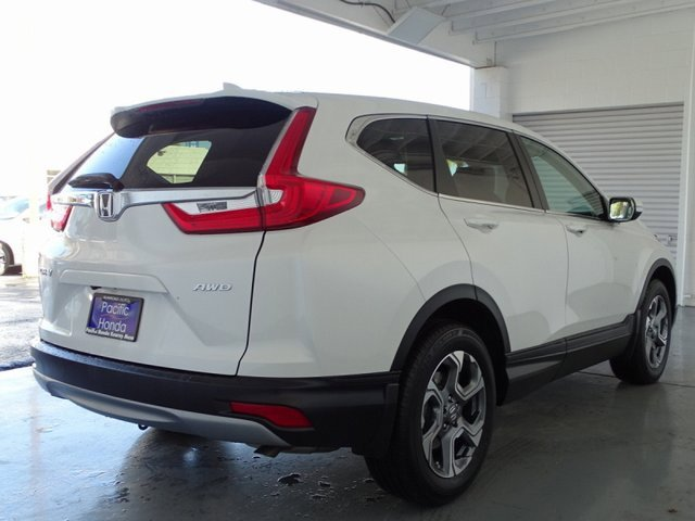 Used 2019 Honda CR-V EX-L AWD